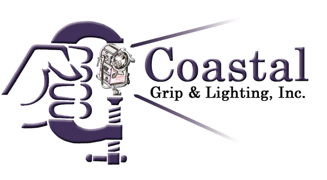 Coastal Grip and Lighting film production rentals